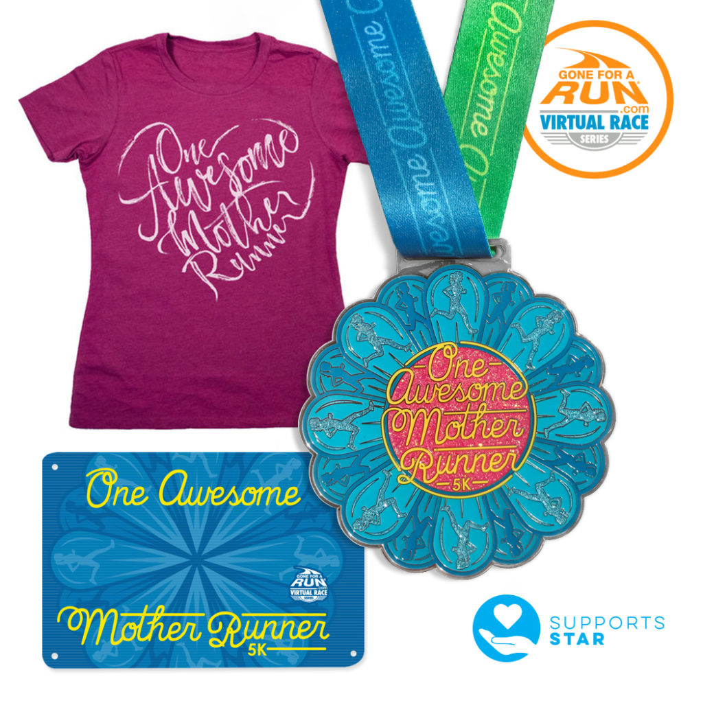 Awesome Mother Runner Deluxe Package