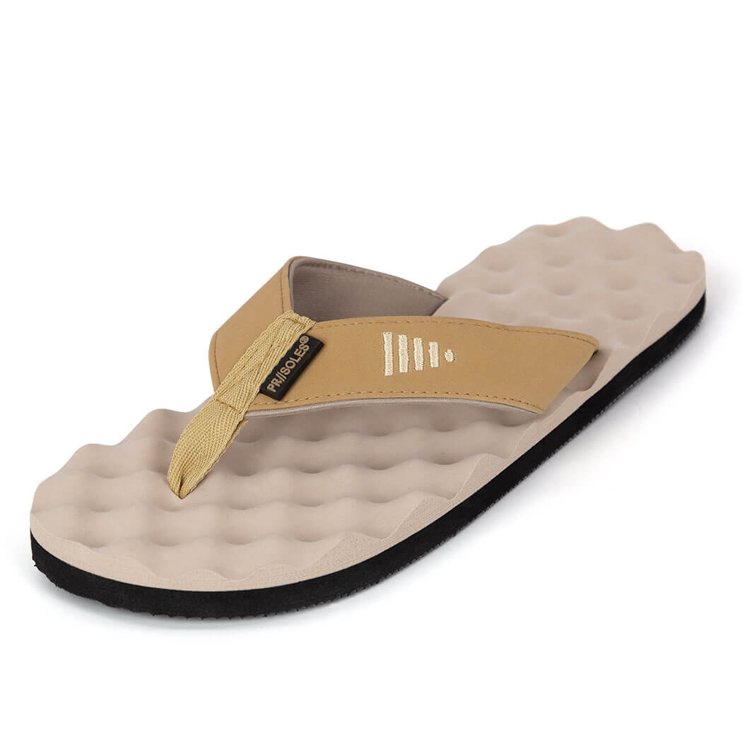 aa44fb0d39c8 Recovery Flip Flops V1 - Brown