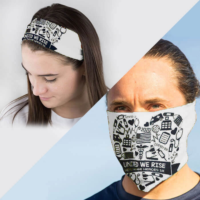 Headband/Face Mask