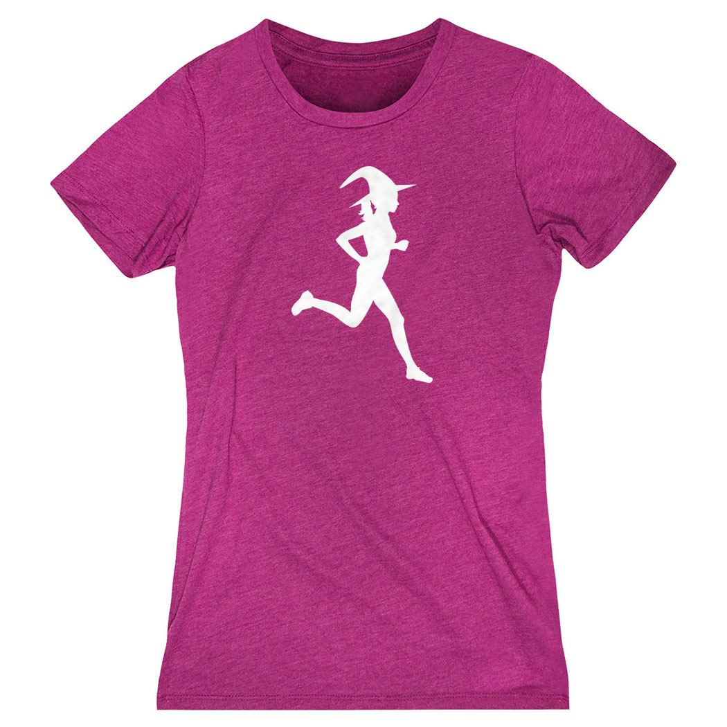 Women's Everyday Runners Tee - Runner Witch