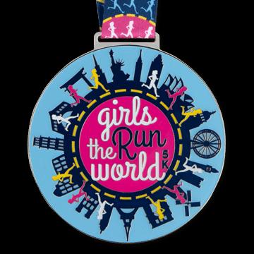 Virtual Race - Girls Run The World 5K (2020)