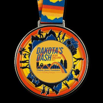 Virtual Race Medal Image