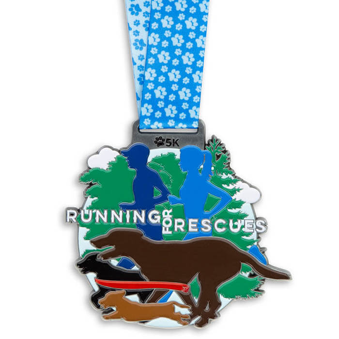 Official Race Medal