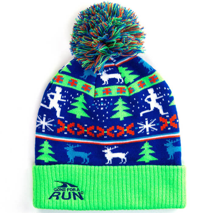 Christmas Sweater Knit Hat