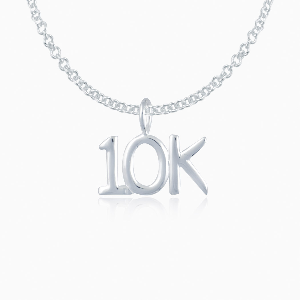 Sterling Silver 10K  Necklace