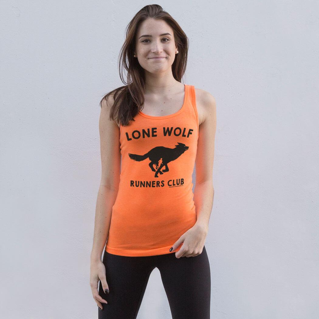 lone wolf woman