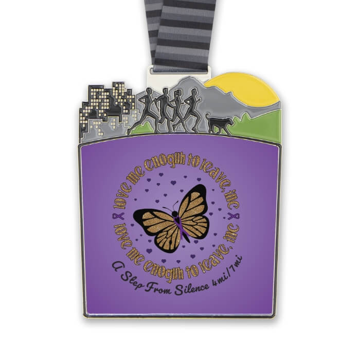 Authentic Race Medal