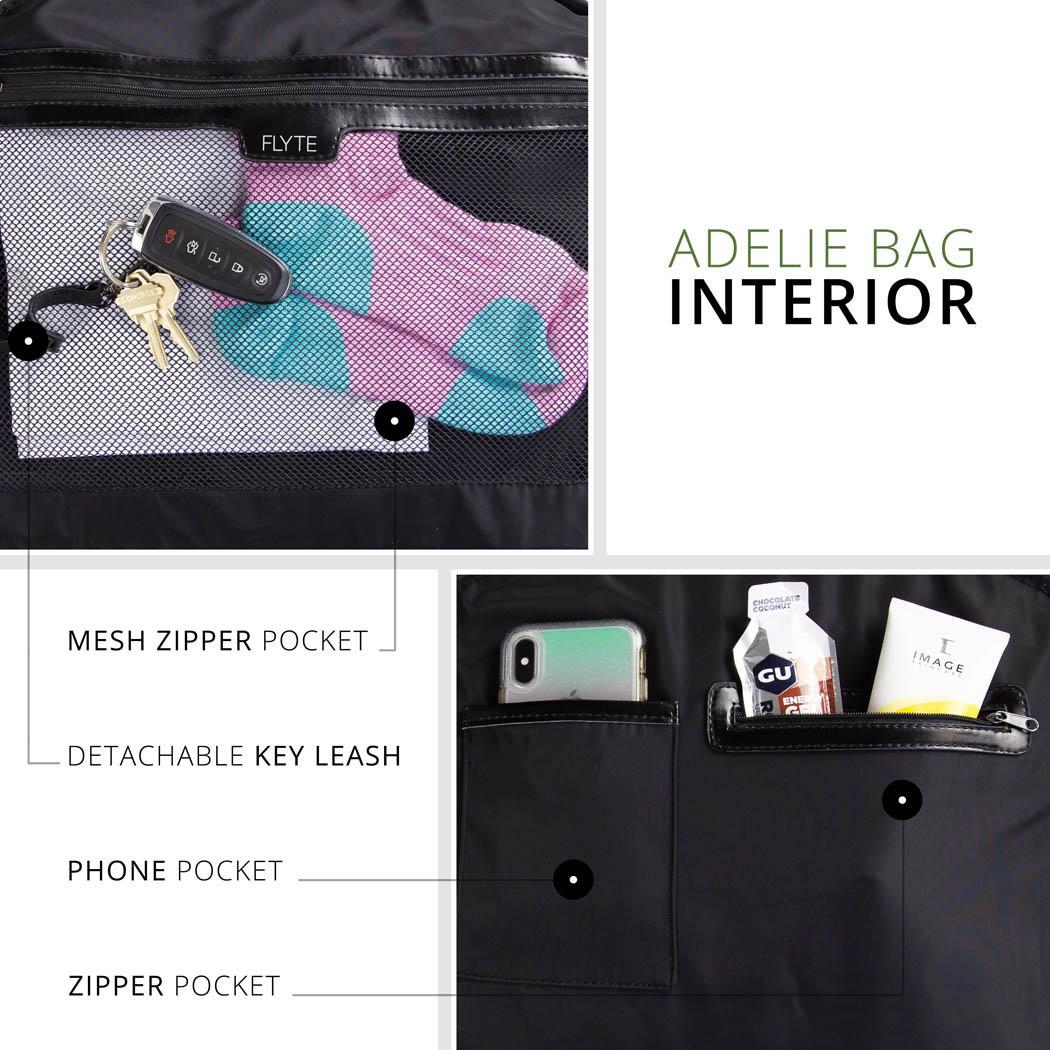 Flyte Bag Interior Details