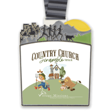 Virtual Race Medal Image