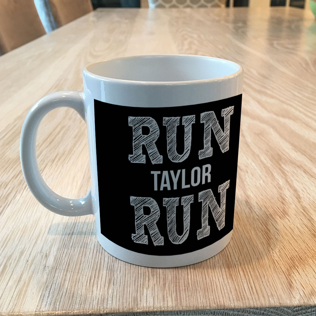 Shop coffee mugs that fit your personality! Our 12 oz customizable ceramic coffee cups make a great gift for others and yourself. Keep your beverage hot while making a statement!