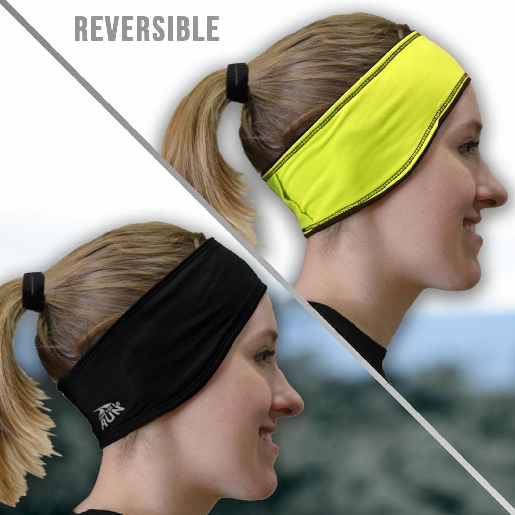 Running Reversible Performance Headband
