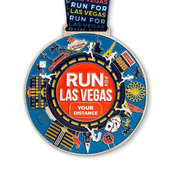 Finishers Race Medal