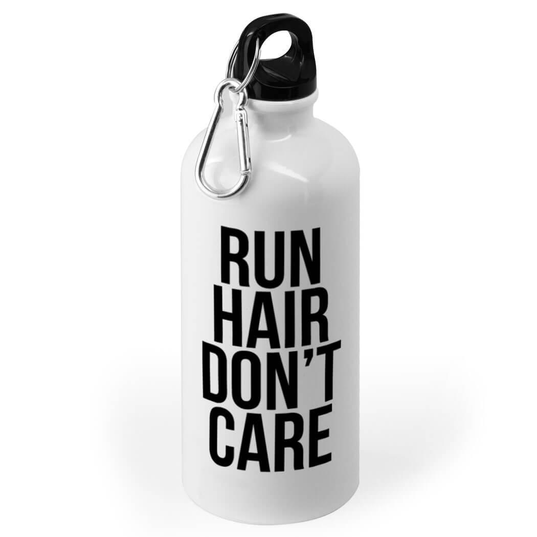 Water Bottle Hair: Running 20 Oz. Stainless Steel Water Bottle