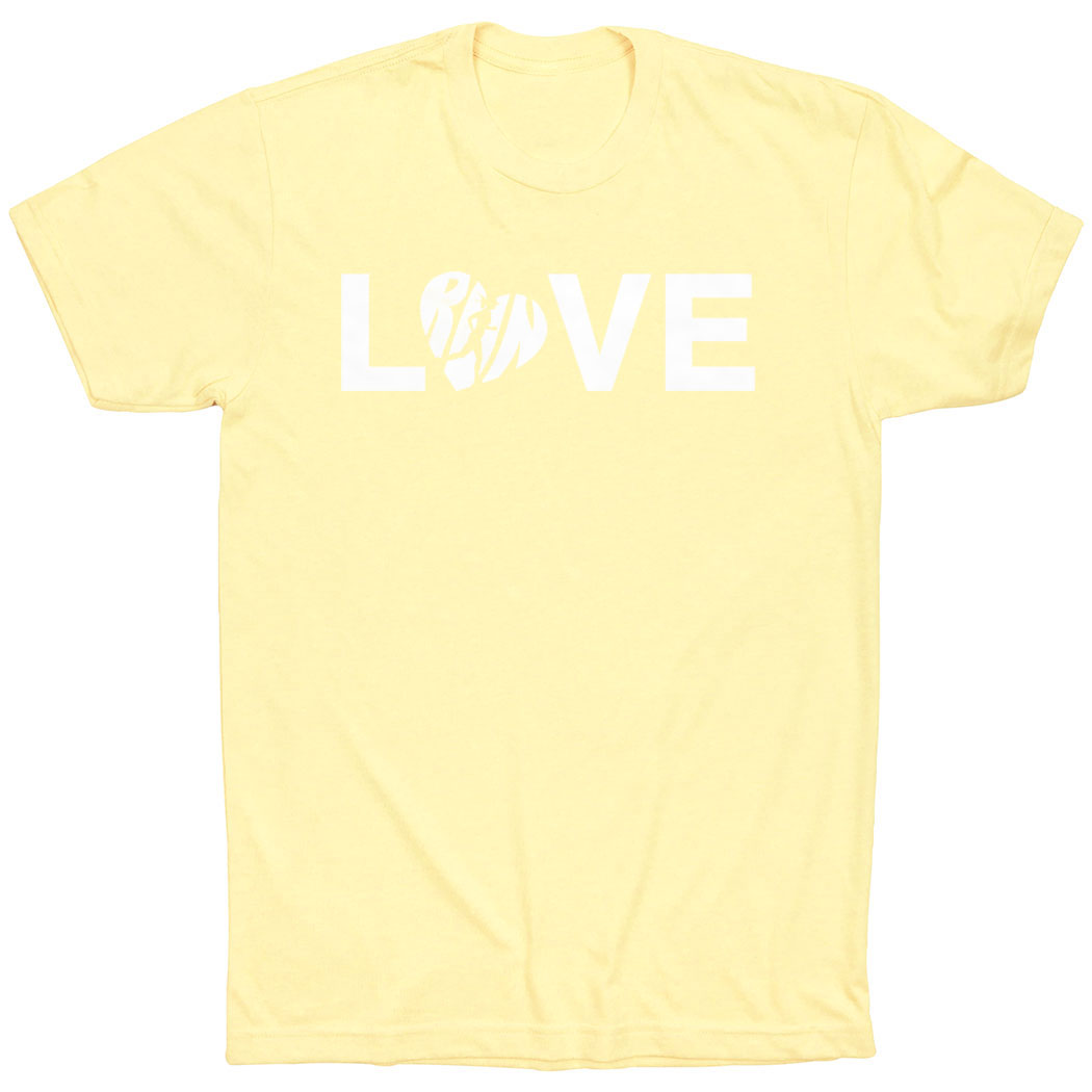 Running Short Sleeve T-Shirt - Love Run