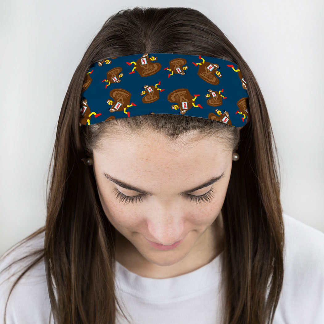 Running Multifunctional Headwear - Turkey Pattern RokBAND