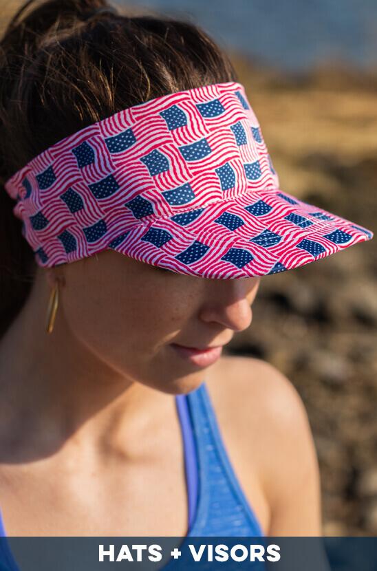 Shop Our Patriotic Hats & Visors