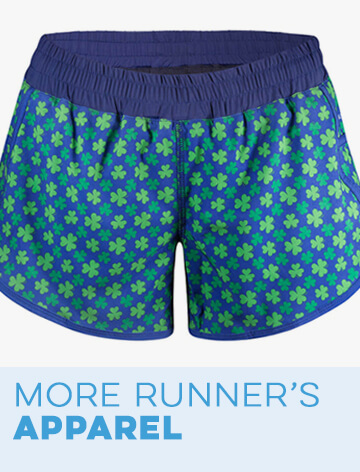 More Runner's Apparel