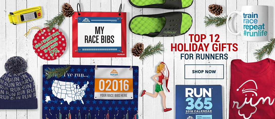 Top Runner gifts
