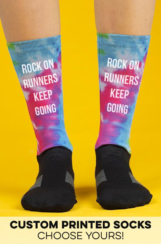 Shop Our Custom Printed Socks