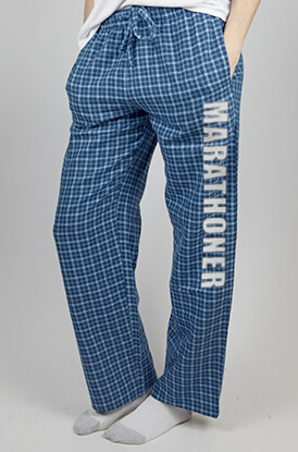 Shop our Marathoner Flannel Pants