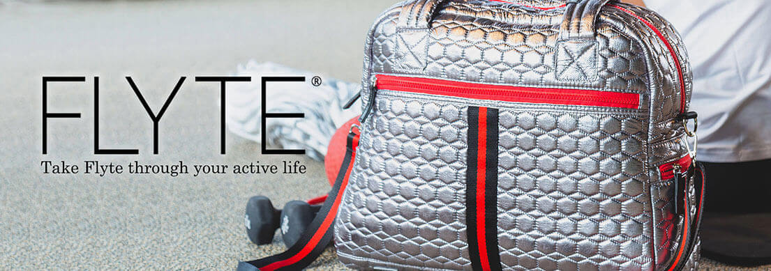 Flyte Bags - Take Flight through your active life