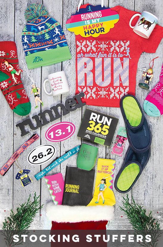 Shop Our Stocking Stuffers for Runners