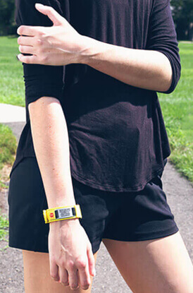 Our Running Id Bands