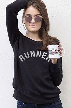 #runlife Runner Arc Sweatshirt
