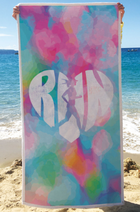 Shop our Running Beach Towels