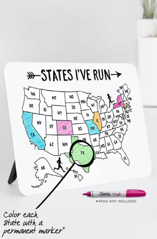 Shop our Running Desk Art
