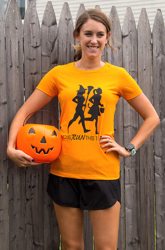 Shop Our MRTT Halloween Fitted Tee