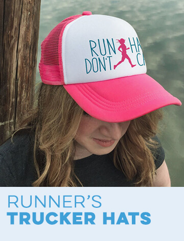 Runner's Trucker Hats