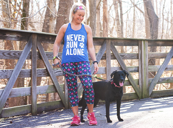 Shop Our Dog Inspired Apparel and Accessories for Runners