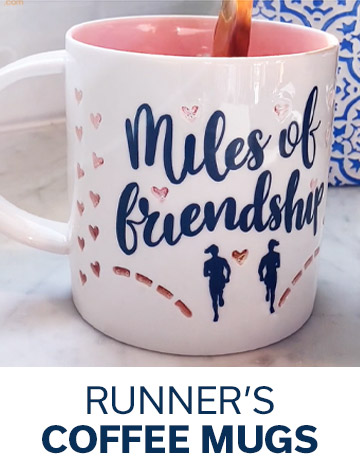 Runner's Coffee Mugs