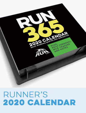 Runner's Calendar