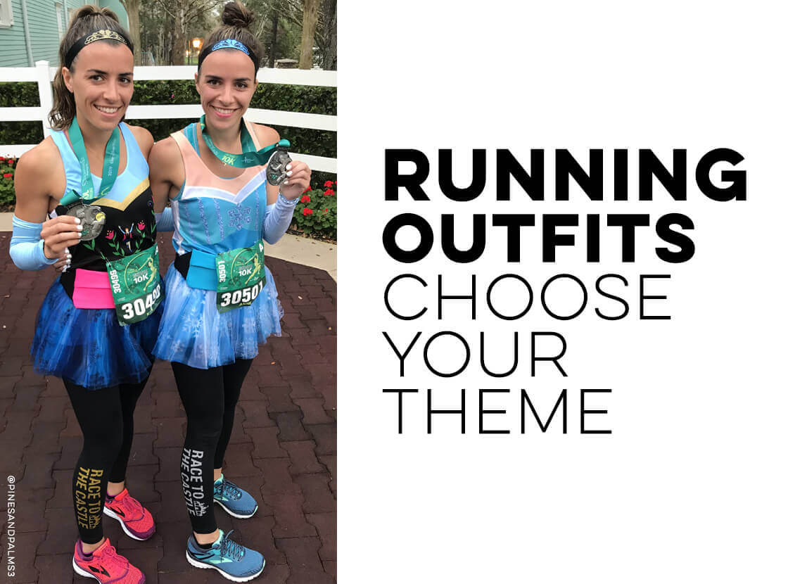 Shop our Magical Running Outfits