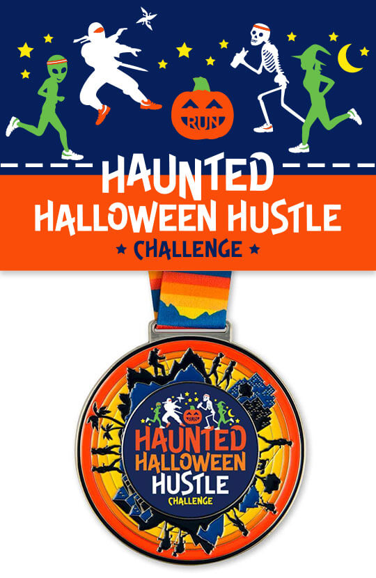 Shop Our Haunted Halloween Hustle