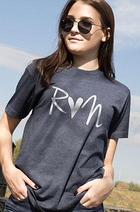 #runlife Runner's Heart T-Shirt