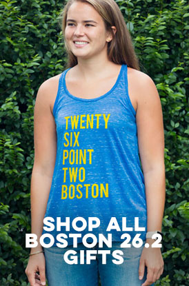 Shop all Boston 26.2 Gifts