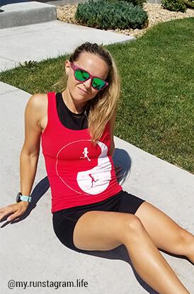 Shop Women's Athletic Tank Top yin yang