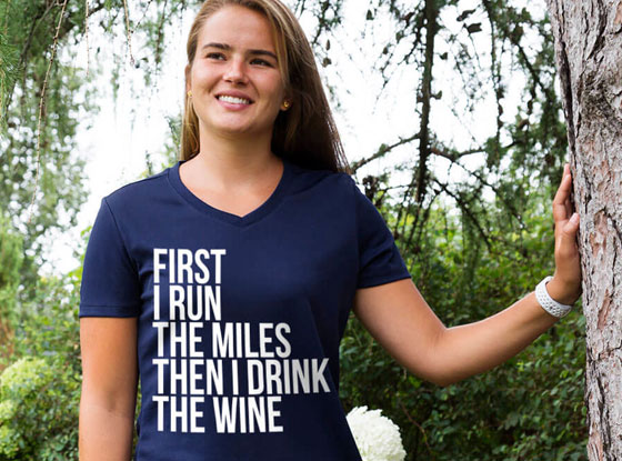Then Drink the Wine