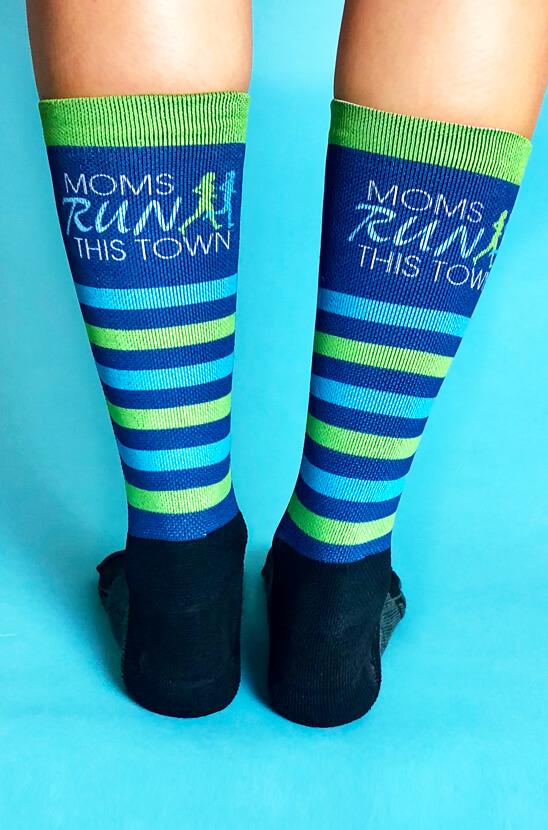 Shop Our MRTT Printed Mid-Calf Socks
