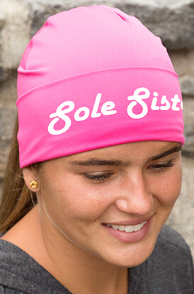 Sole Sister Pony Tail Hat