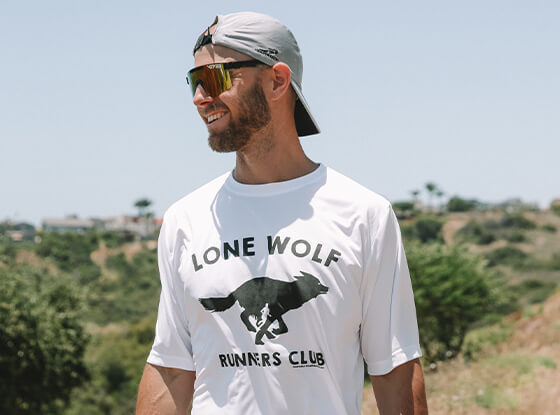Shop Our Lone Wolf Short Sleeve Tee