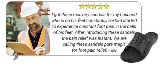 PR Soles Slide Sandals Review
