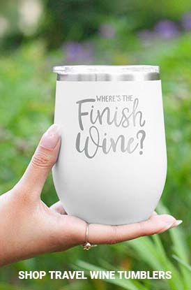 Shop Our Trave Wine Tumblers