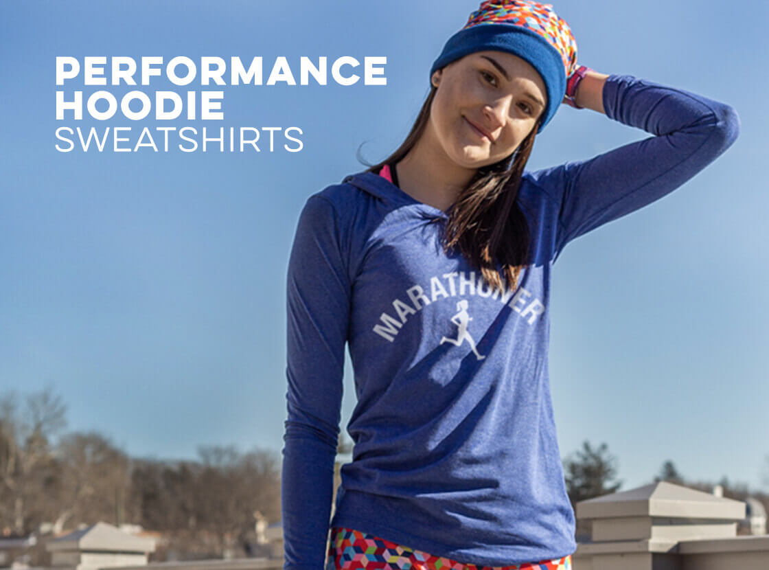 Shop Our Performance Hoodies