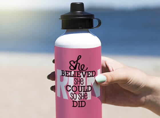 Shop Our 20 oz. Running Water Bottles