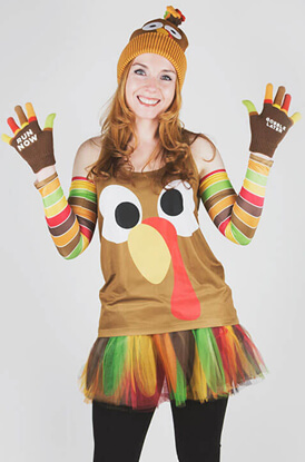 bdeb03b681be6 Thanksgiving and Turkey Trot Running Outfits and Gear