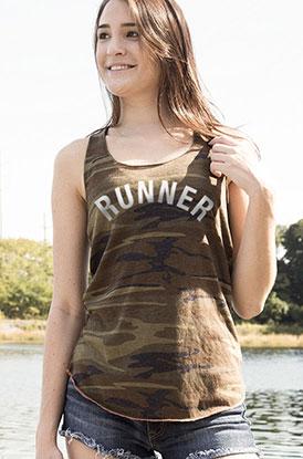 #runlife Runner's Tank Top